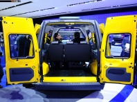 Ford Transit Connect Taxi Concept 2008