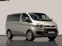 Ford Tourneo Custom Concept 2012