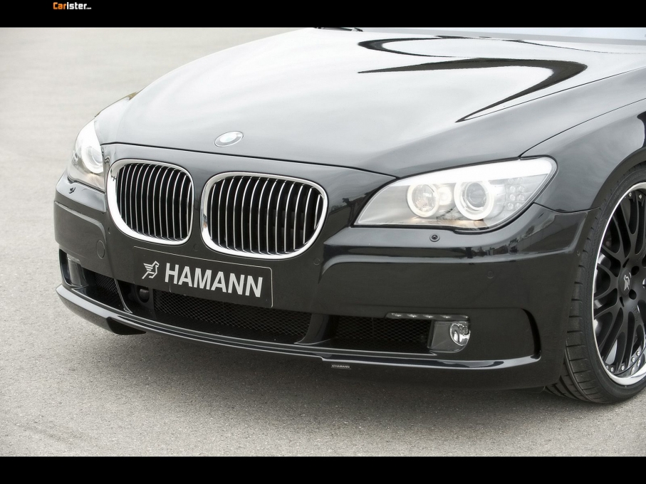 Hamann BMW Serie 7 2009 - Photo 08 - 1024x680