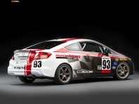 Honda Civic Si Coupe Racecar 2012