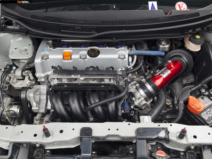 Honda Civic Si Coupe Racecar 2012 - Photo 02 - Taille: 720x540