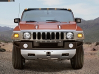 Hummer H2 Black Chrome Li…