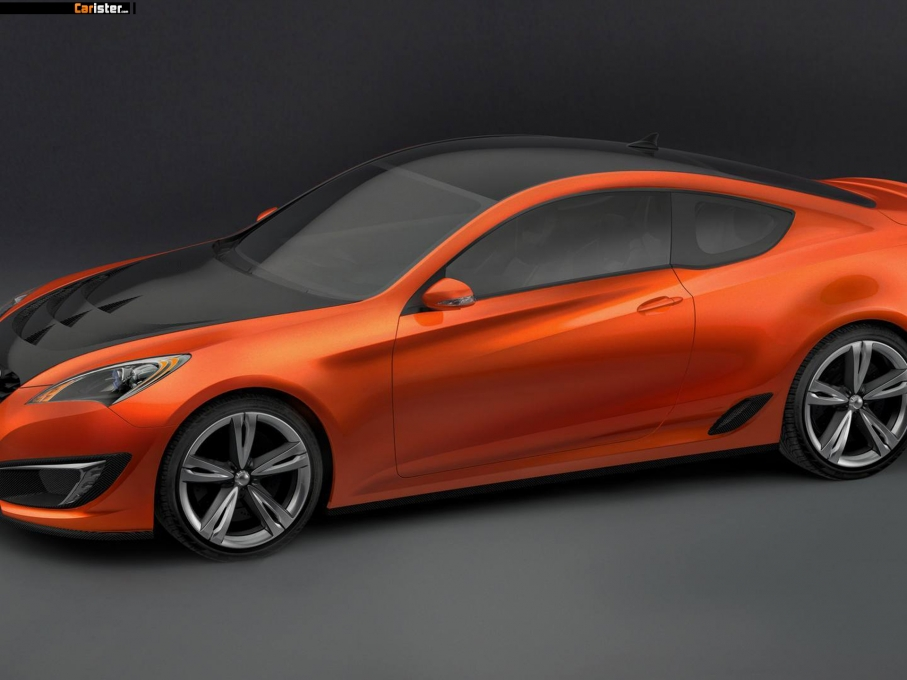 Hyundai Genesis Coupe Concept 2007 - Photo 04 - 1024x680