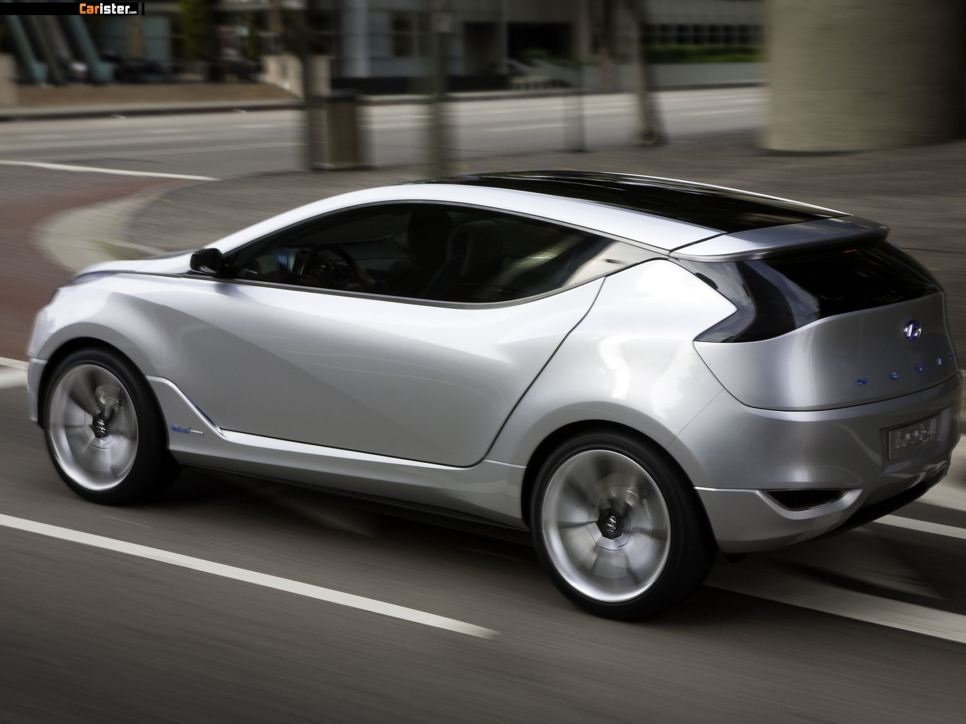 Hyundai Nuvis Concept 2009 - Photo 23 - Taille: 1920x1440