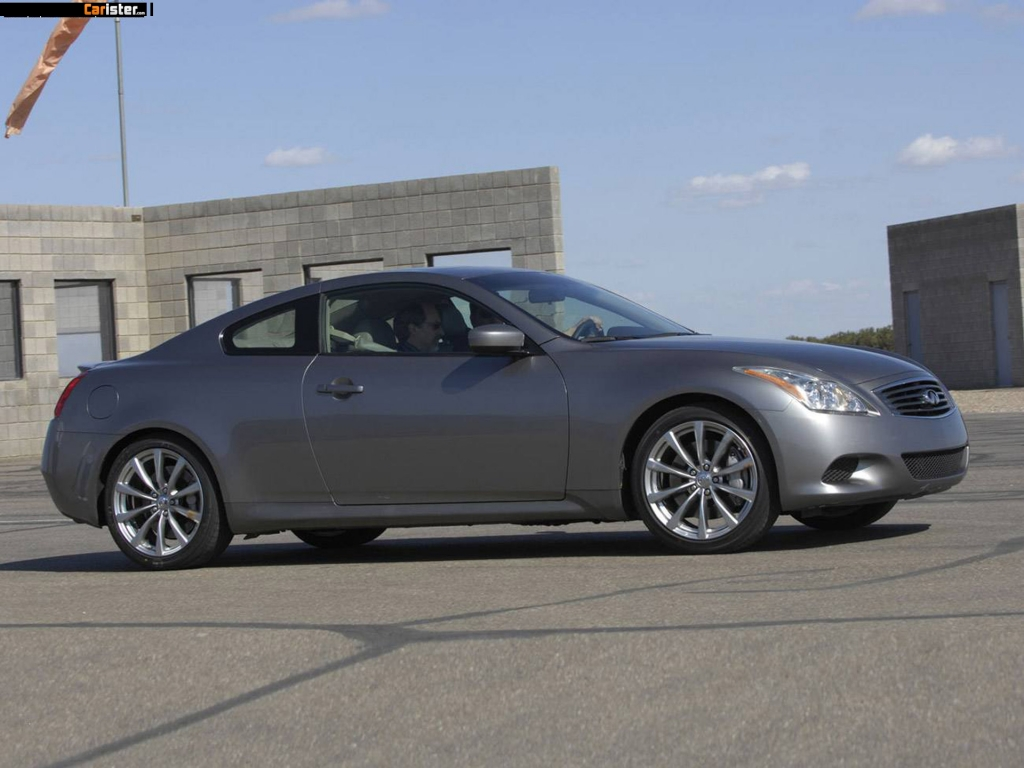 Infiniti G37 Coupe 2007 - Photo 11 - Taille: 1024x768