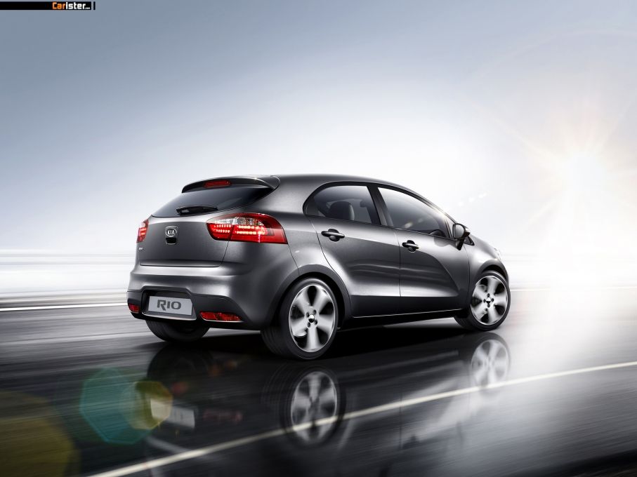 Kia Rio 2012 - Photo 04 - 1024x680
