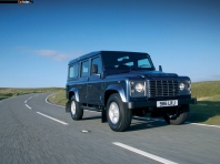 Land Rover Defender 2007 …