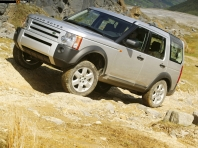 Land Rover Discovery 3 2009