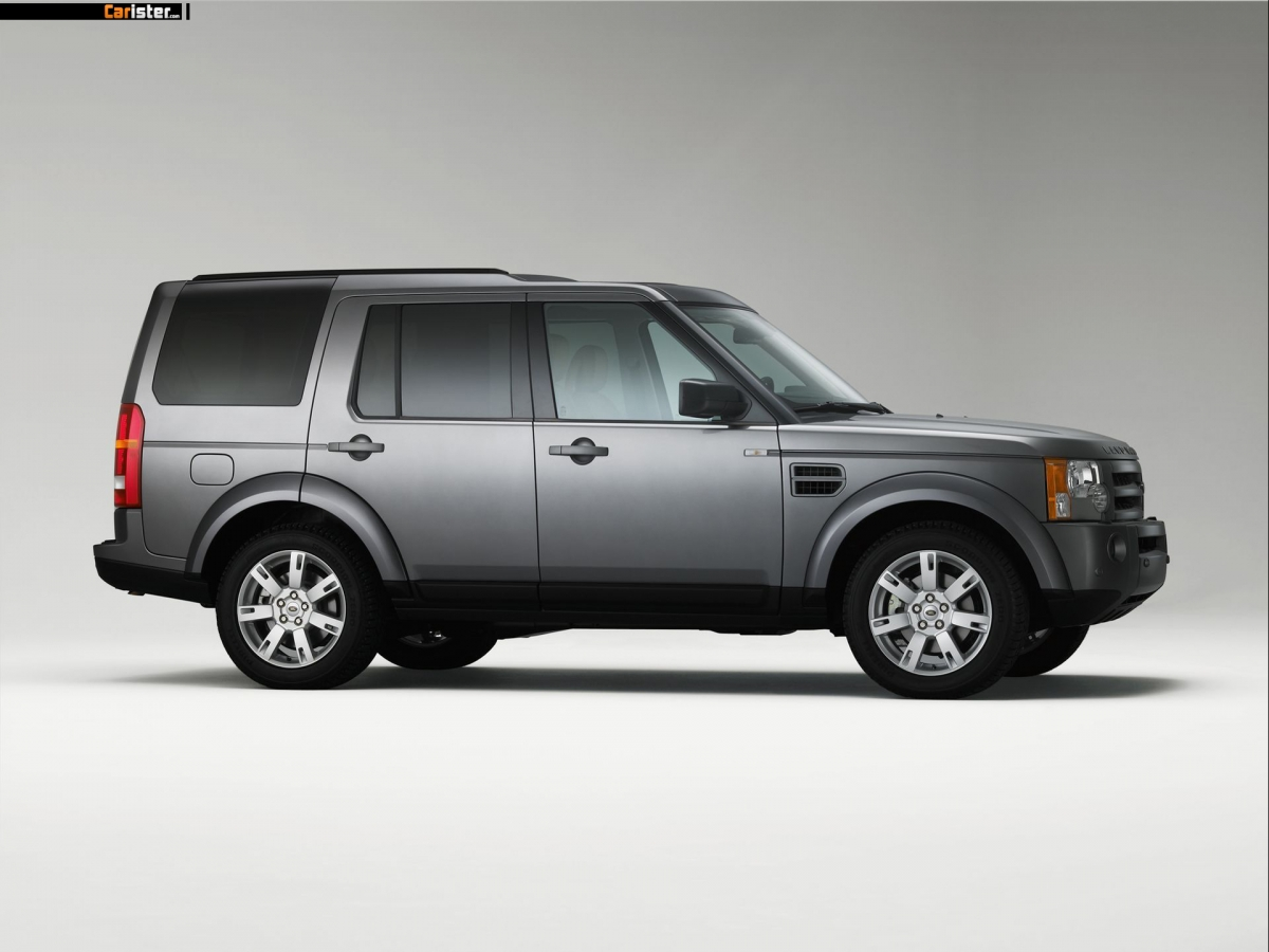 Land Rover Discovery 3 2009 - Photo 16 - Taille: 1200x900