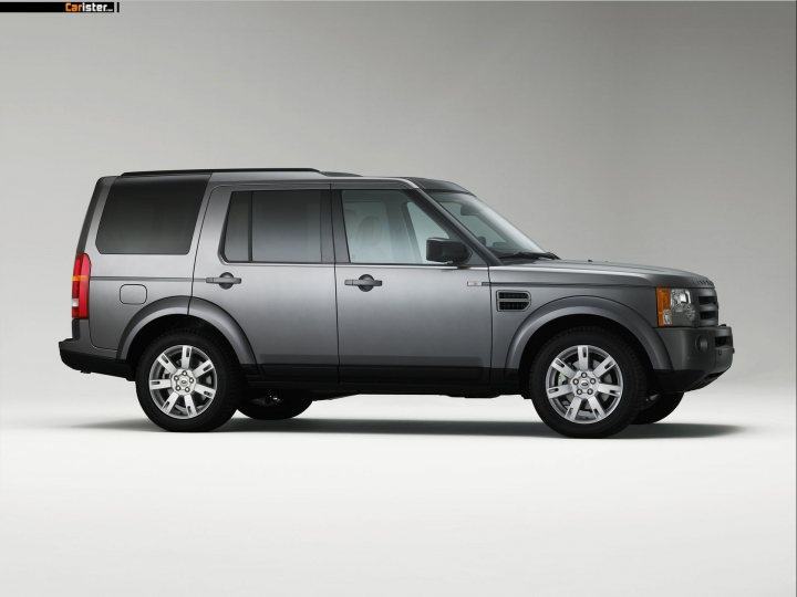 Land Rover Discovery 3 2009 - Photo 16 - Taille: 720x540
