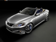 Lexus IS 350C F-Sport 2009