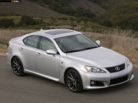 Lexus IS-F 2008 - Photo 4…