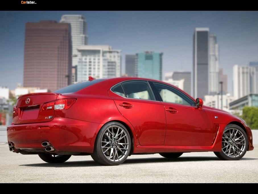 Lexus IS-F 2011 - Photo 05 - 1024x680