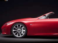 Lexus LF-A Roadster Conce…