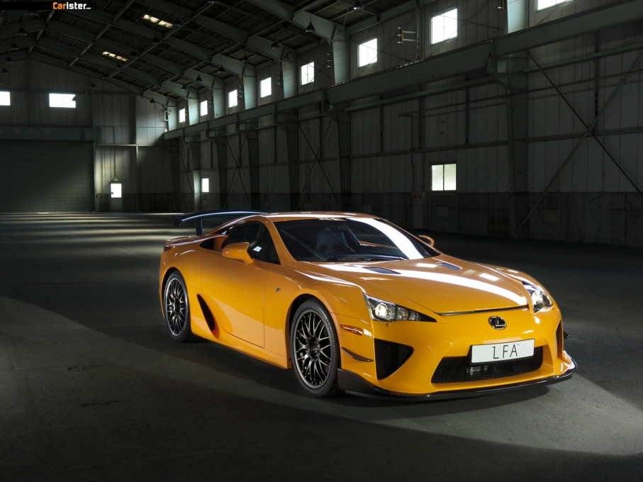 Lexus LFA Nurburgring Package 2011 - Photo 03 - 1024x680
