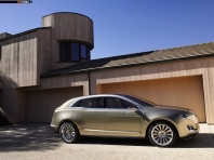 Lincoln MKT Concept 2008