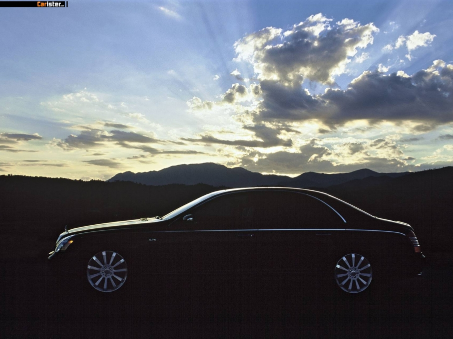Maybach 57 S 2007 - Photo 43 - 1024x680