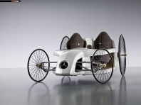 Mercedes F-Cell Roadster …