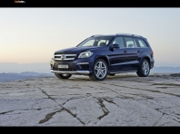 Mercedes GL 350 BlueTEC 4…