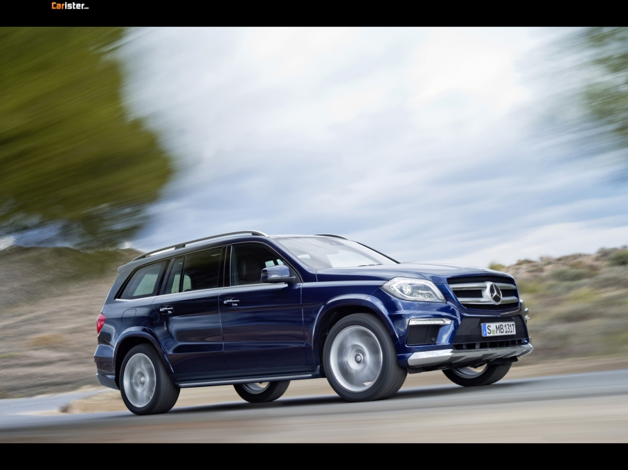 Mercedes GL 350 BlueTEC 4MATIC 2013 - Photo 50 - 1024x680