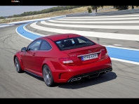 Mercedes C 63 AMG Coupe B…