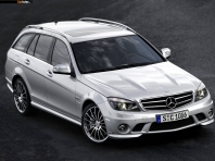 Mercedes C 63 AMG Estate …