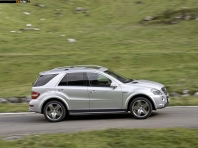 Mercedes ML 63 AMG 10th A…