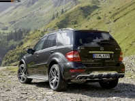 Mercedes ML 63 AMG Perfor…
