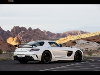 Mercedes SLS AMG Coupe Bl…