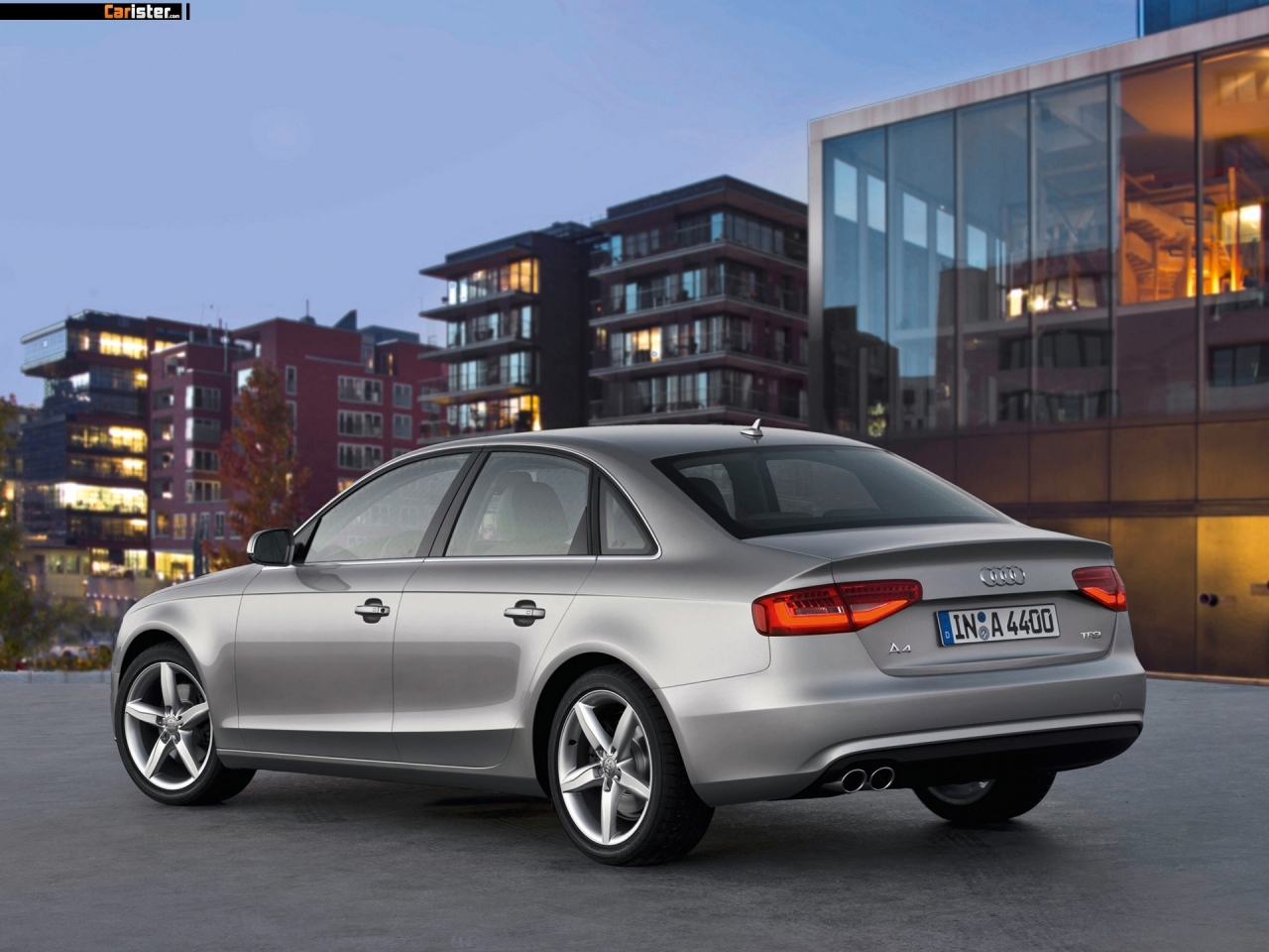 Audi A4 2012 - Photo 20 - Taille: 1280x960