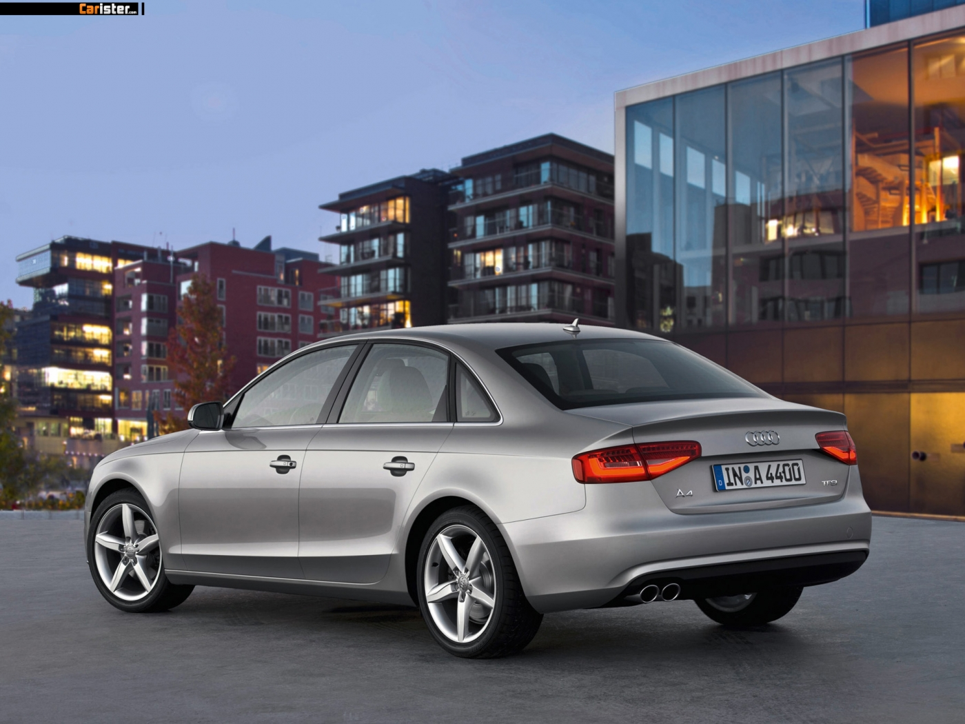 Audi A4 2012 - Photo 20 - Taille: 1400x1050
