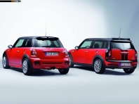 Mini Clubman John Cooper Works 2008