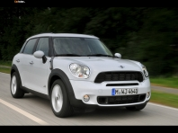 Mini Countryman Cooper SD 2011