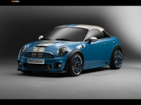 Mini Coupe Concept 2009