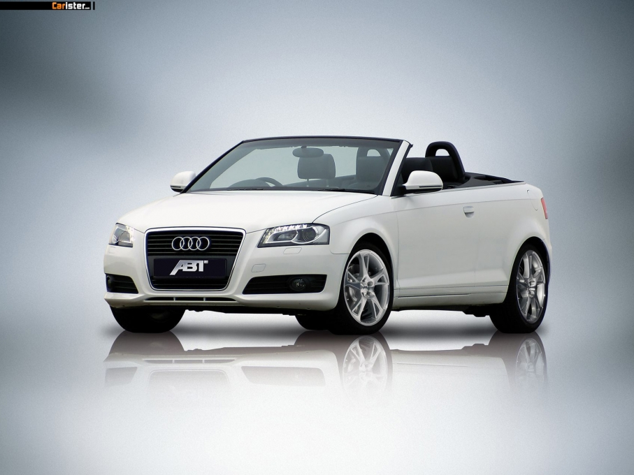 ABT AS3 Audi A3 Cabriolet 2008 - Photo 02 - 1024x680