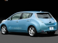 Nissan LEAF 2011 - Photo …