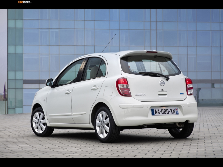 Nissan Micra DIG-S 2012 - Photo 06 - 1024x680