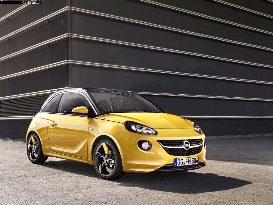 Opel Adam 2013 - Photo 18 - 1024x680