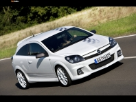 Opel Astra OPC Nurburgring Edition 2008