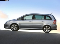 Opel Zafira 2008 - Photo …