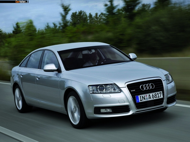 Audi A6 2009 - Photo 52 - Taille: 640x480