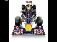 Red Bull Renault RB7 F1 2011