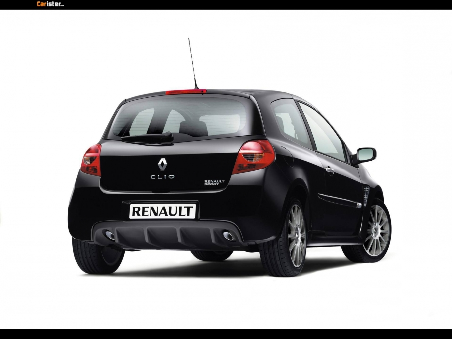 Renault Clio RS Luxe 2007 - Photo 09 - 1024x680