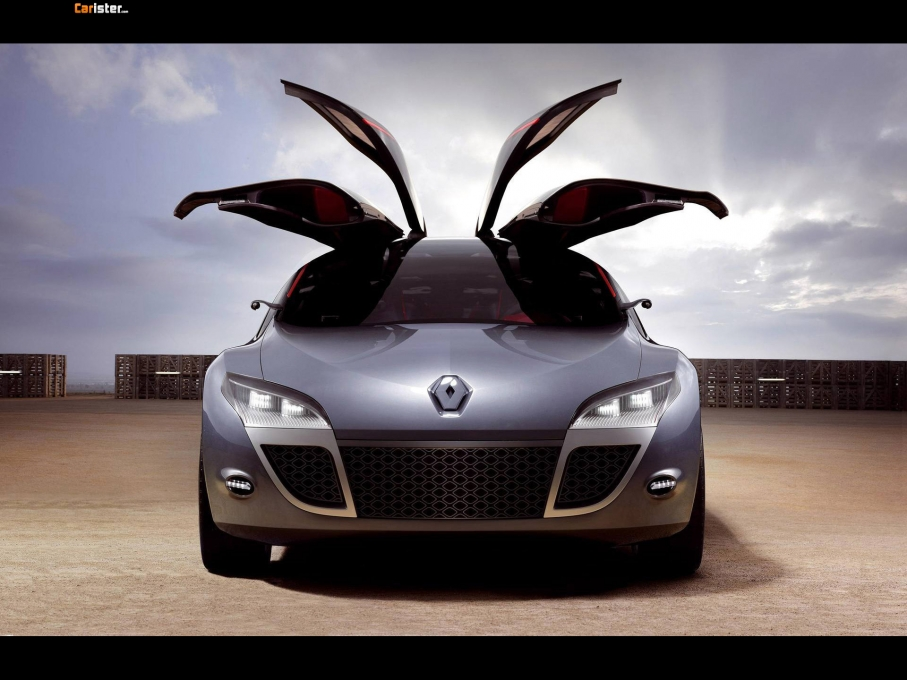 Renault Megane Coupe Concept 2008 - Photo 10 - 1024x680