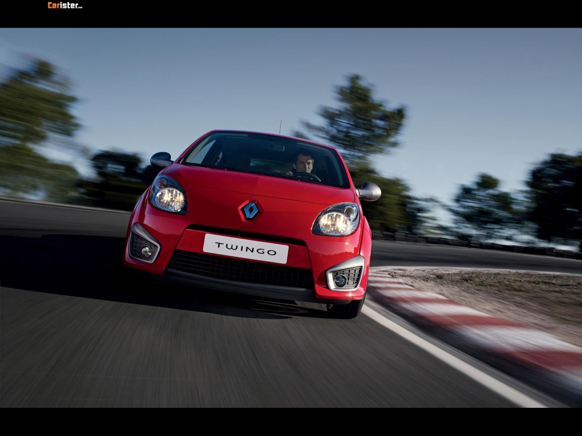 Renault Twingo RS 2008 - Photo 19 - Taille: 1200x900