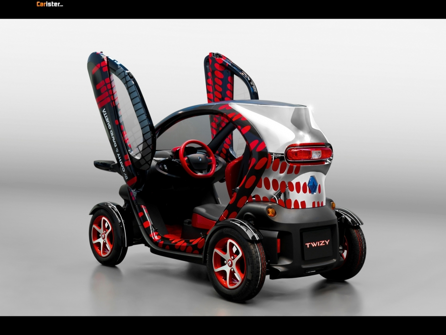 Renault Twizy by Cathy & David Guetta 2012 - Photo 02 - 1024x680
