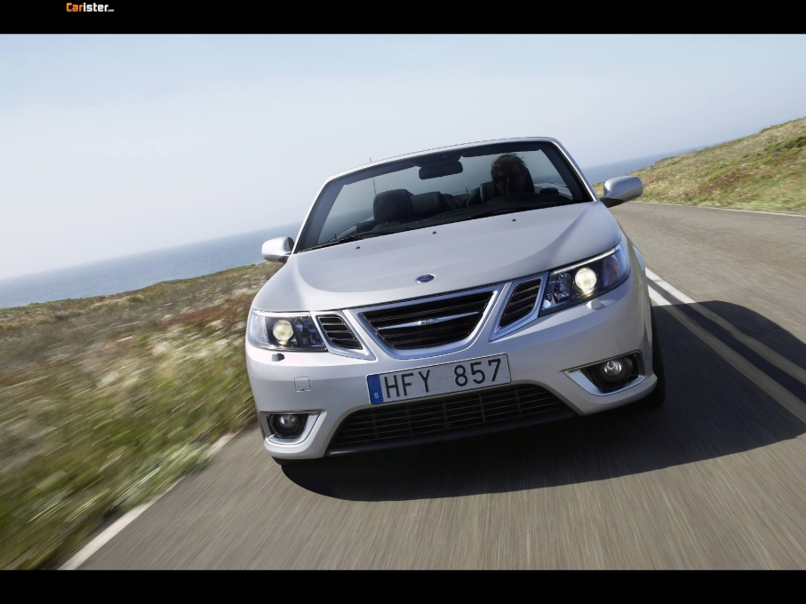 Saab 9-3 Cabriolet 2008 - Photo 11 - 1024x680