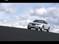 Saab 9-X Air BioHybrid Co…