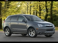 Saturn Vue Green Line 2 Mode Hybrid 2009