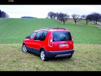 Skoda Roomster Scout 2007…